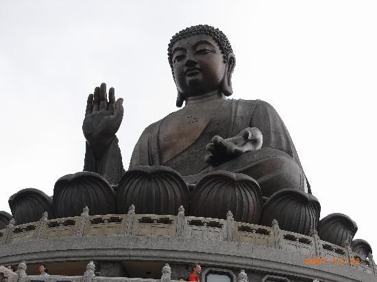 Photos of Po Lin (Precious Lotus) Monastery, Hong Kong