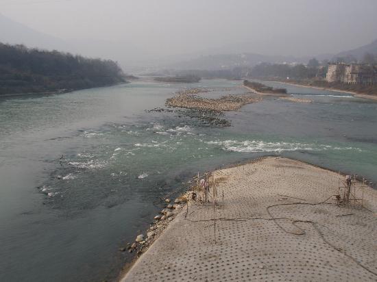 Photos of Dujiangyan Irrigation System, Chengdu