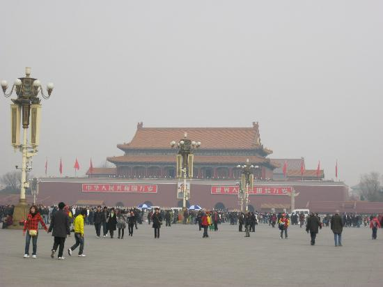 Photos of Tiananmen Square (Tiananmen Guangchang), Beijing