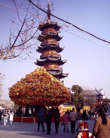 Photos of Longhua Temple, Shanghai