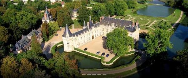 Kết quả hình ảnh cho Lâu đài Esclimont, Pháp