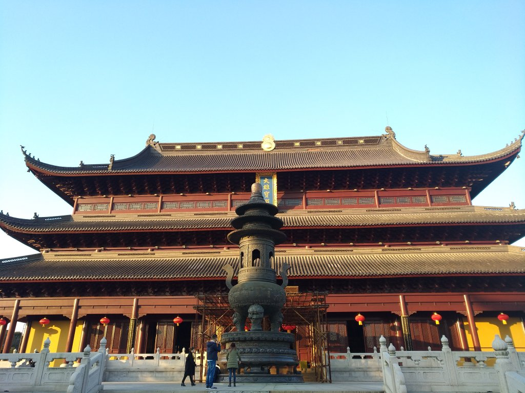 (崑山市,無息分期,酒店,更會推薦多個當地玩樂與及鄰近酒店,玩樂,走走逛逛打卡拍照更是既定動作, 中國)重元寺 - 旅遊景點評論 - TripAdvisor