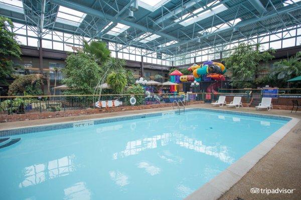 Best Western Cairn Croft Hotel, Niagara Falls