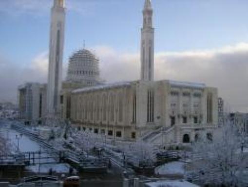 Emir Abdelkader Mosque