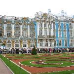 Tsarskoe Selo,amazing summer residence of russian tzars