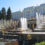 Peterhof, the Great Palace