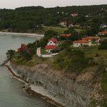 Visby Coastline