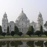 Victoria memorial at kolkata