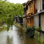Kyoto - Bord de la Kamo River