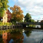 Autumn in Uppsala