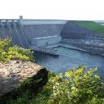 Table Rock Lake dam