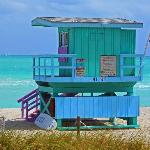 Lifeguard's Hut, Miami Beach