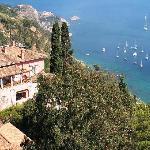 Vue de la baie de Taormina