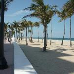 Il lungomare di Fort Lauderdale