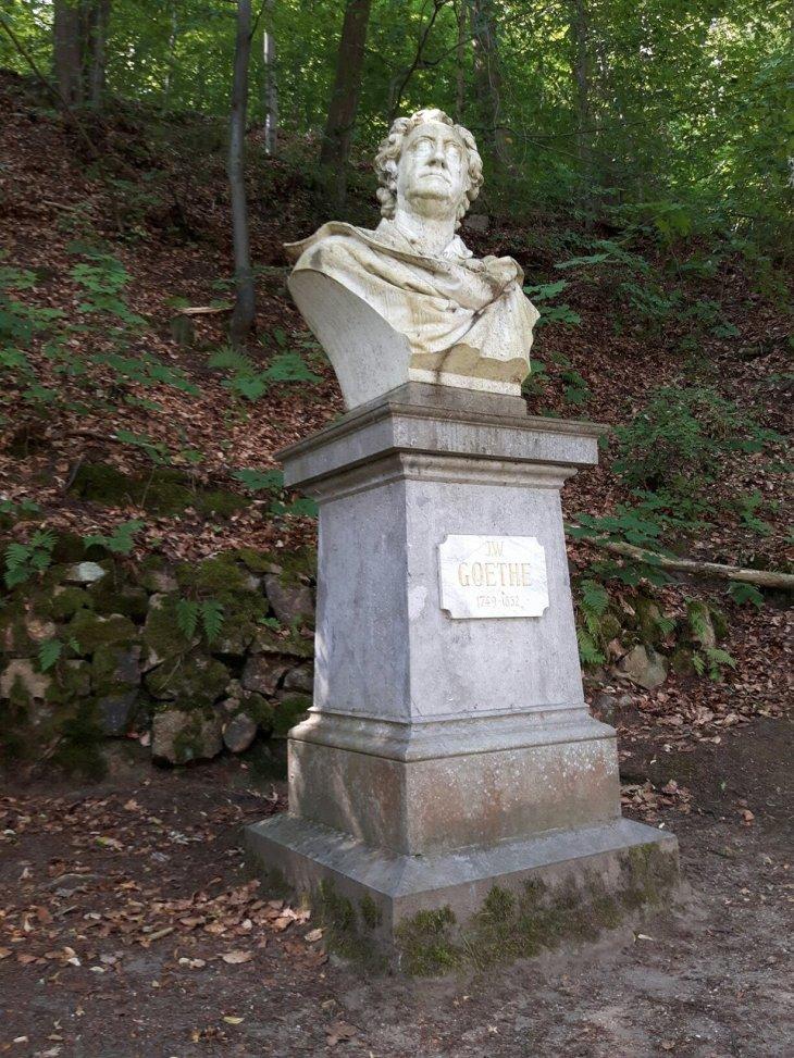 Bust of Johann Wolfgang von Goethe (Karlovy Vary) - 2020 Qué saber ...