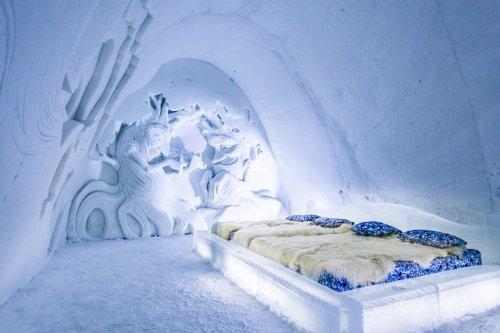 Passspod, Finlandia, Snow Hotel