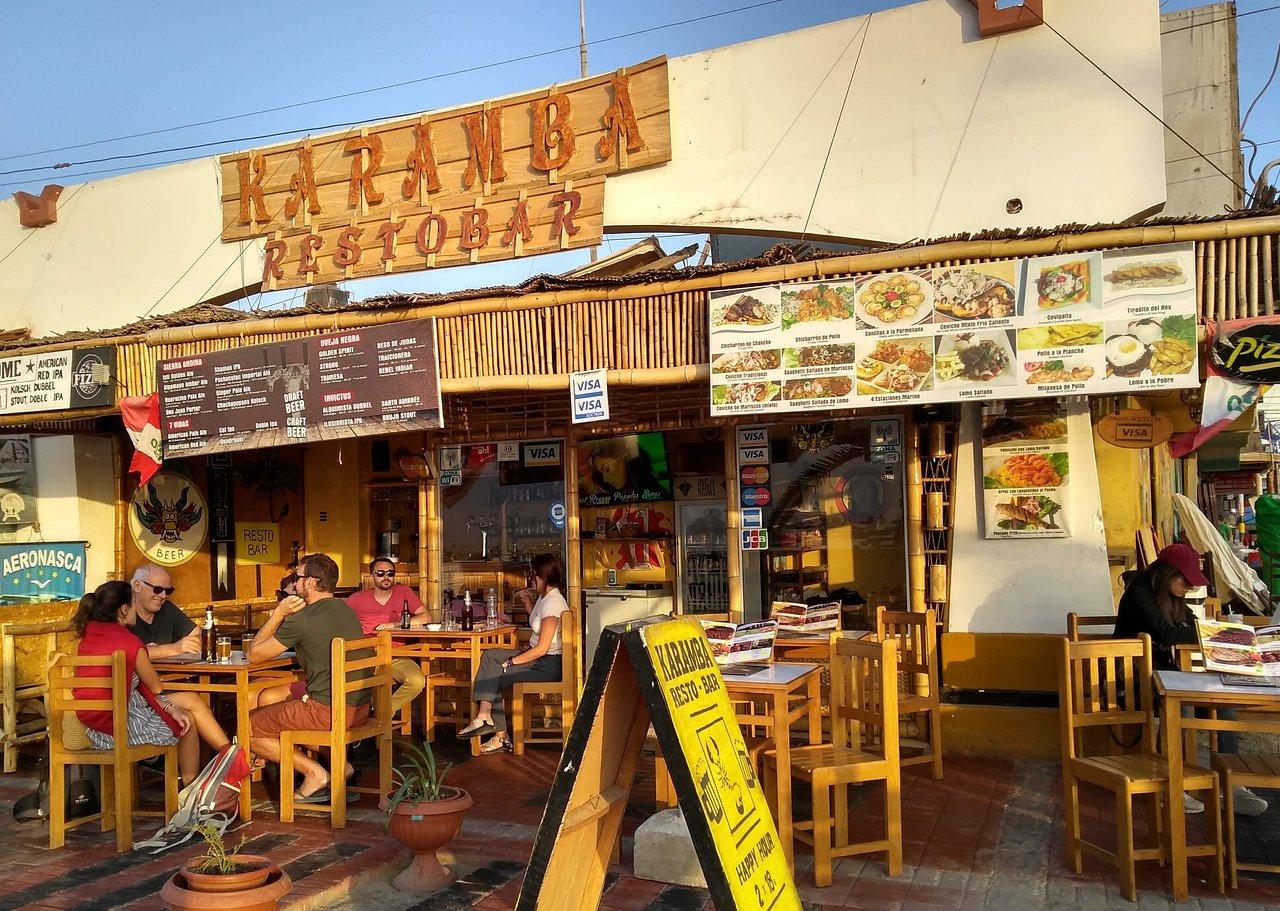 Os 10 melhores frutos do mar Paracas - TripAdvisor