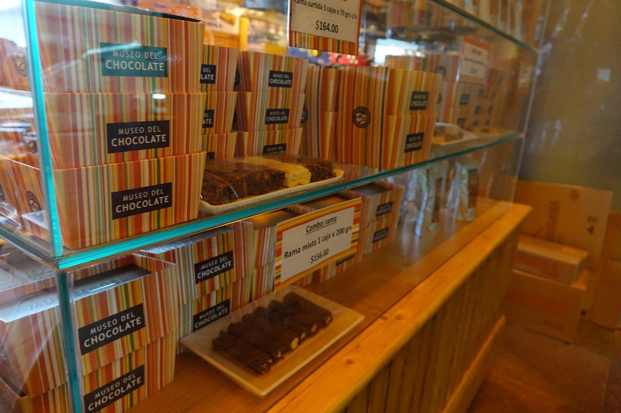 Havanna Museo del Chocolate (San Carlos de Bariloche) - ATUALIZADO ...