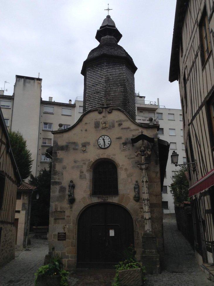 Chapelle Saint Aurelien (Limoges) - Tripadvisor