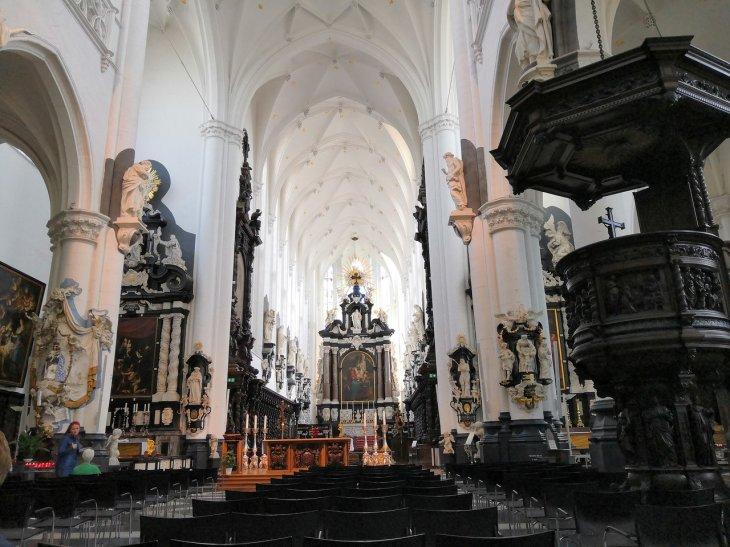 Saint Paul's Church (Amberes) - Tripadvisor