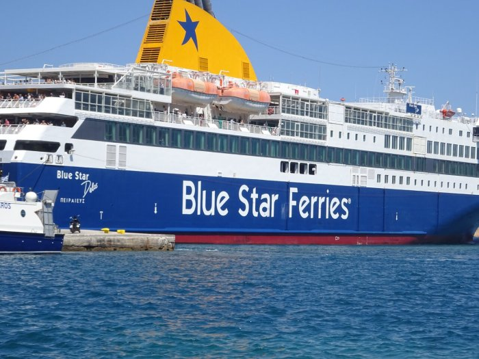 Blue Star Ferries (Piraeus) - 2020 All You Need to Know BEFORE You Go (with  Photos) - Tripadvisor