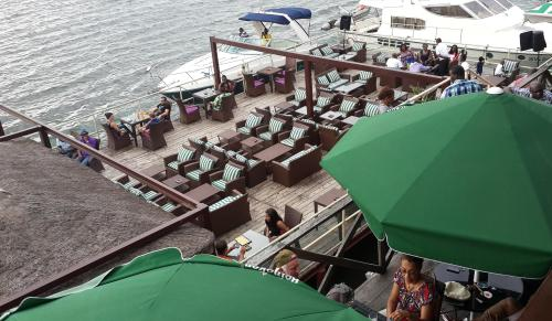 seaview at our lounge - Sailors Lounge: Experience Comfort In Grand Style