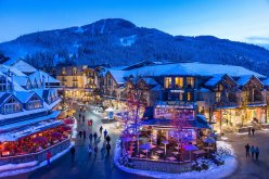 Whistler/Blackcomb's own Crystal Lodge Hotel
