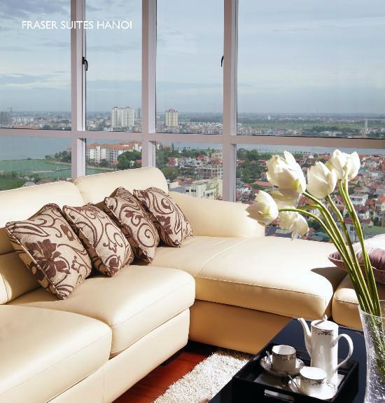 Image result for Fraser Suites Hanoi