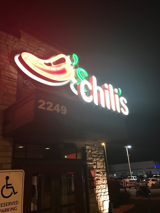 Chilis Hampton Va Menu