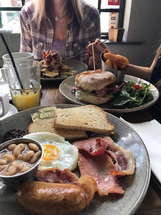 Dublin Street Benburb Restaurant