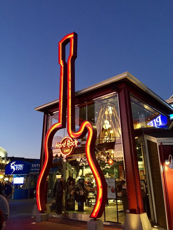 San Francisco Pier Restaurants