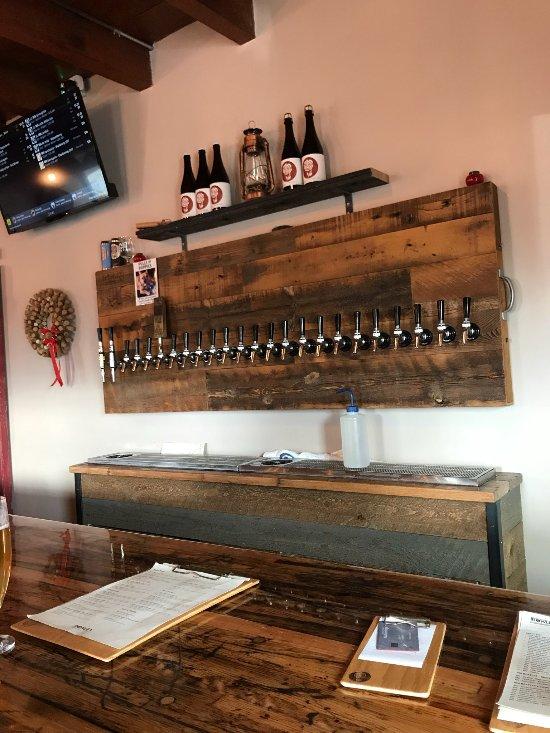 Rowley Farmhouse Ales Santa Fe Restaurant Reviews