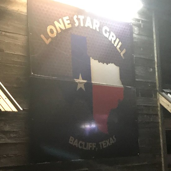 Lone Star Lunch Menu