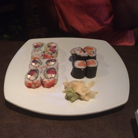Sushi Restaurants Greenville Sc