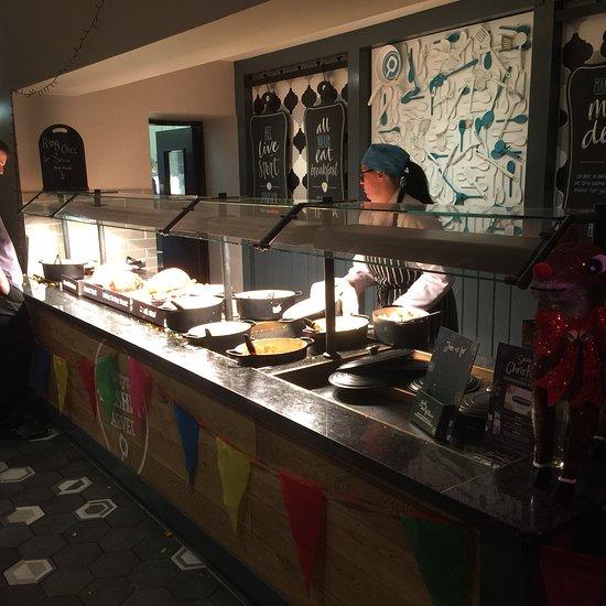 Closest Buffet Restaurant My Location