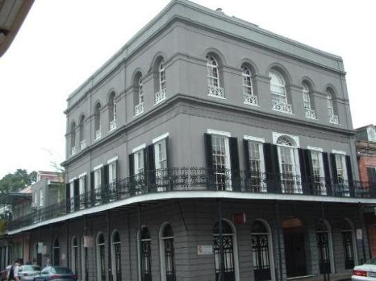Photos of Lalaurie Mansion, New Orleans