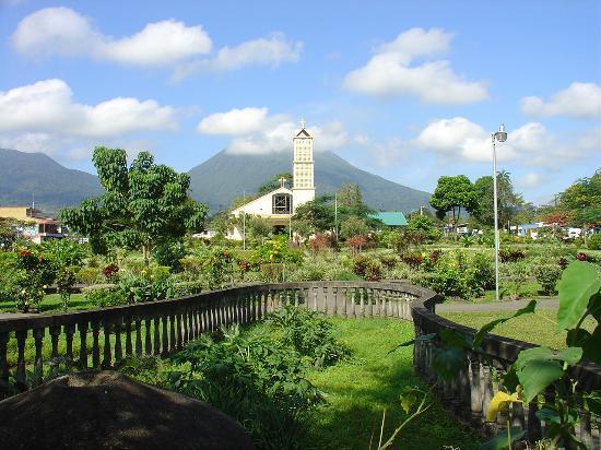 Costa Rica: Downtown La Fortuna