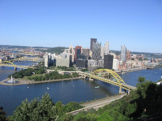 Downtown Restaurants Pittsburgh Pa