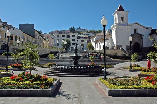 Plaza San Blas (Quito) - Tripadvisor