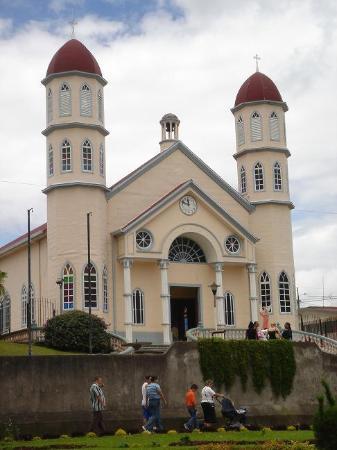 Costa Rica: Church in Zarcero