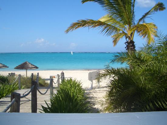 Providenciales: View from Bay Bistro
