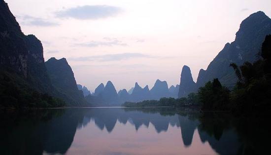 Li River Landscape 2
