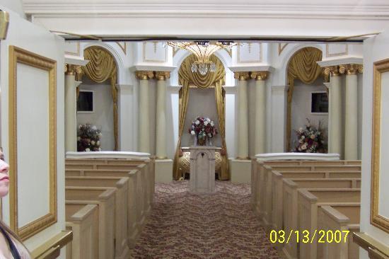 Vegas Chapel Prices