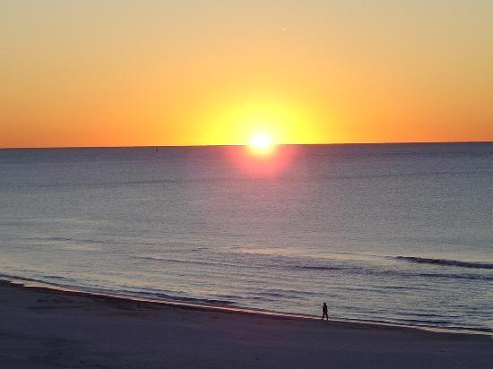 Gulf Shores, AL: Sunrise in Gulfshores