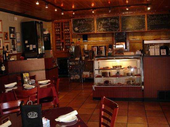 Tollas Italian Deli Cafe Winter Park Menu Prices