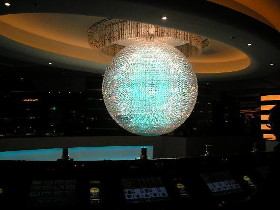Planet Hollywood Resort The Pretty Chandelier Ball In