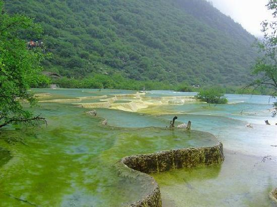 Photos of Huanglong Scenic Valley, Songpan County