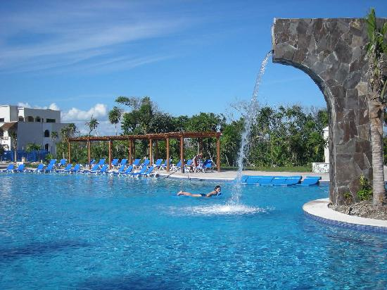 Nice Pool Picture Of Valentin Imperial Riviera Maya
