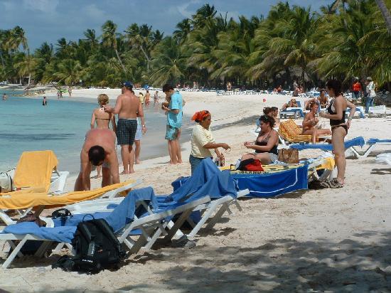 Iberostar Punta Cana Iberostar Beach Wheres The Topless One