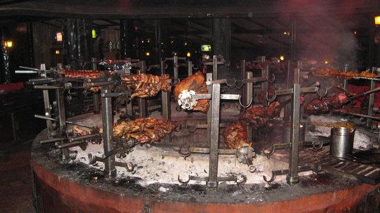 The most impressive grill